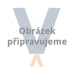 Sada šicích jehel - ŘEZACÍ - 1/2 kruh, 19 ks
