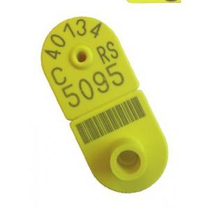 Ušní známky NEOFLEX® MINI, půlkulaté
