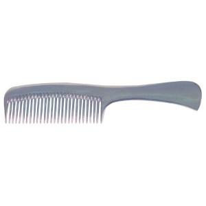 Hřeben na hřívu 21,5 x 4,8 cm, 28 zubů, hliníkový