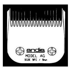 Hlava střihacího strojku ANDIS, vel. 5FC, výška střihu 6,3 mm