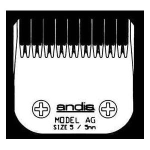 Hlava střihacího strojku ANDIS, vel. 5, výška střihu 6,30 mm